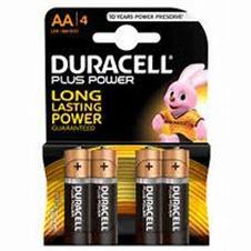 Duracell Plus Power blister x 4